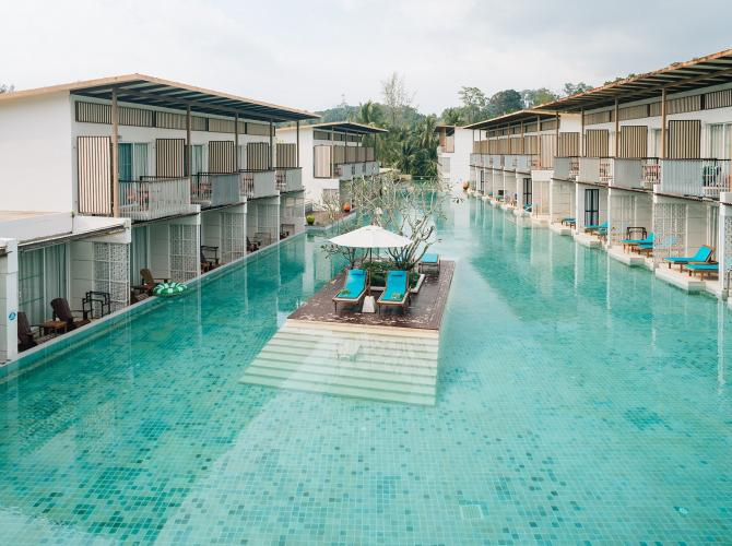 Hotel The Briza Beach Resort Khao Lak