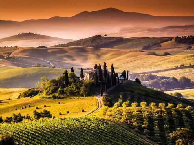 Circuit si Sejur Toscana