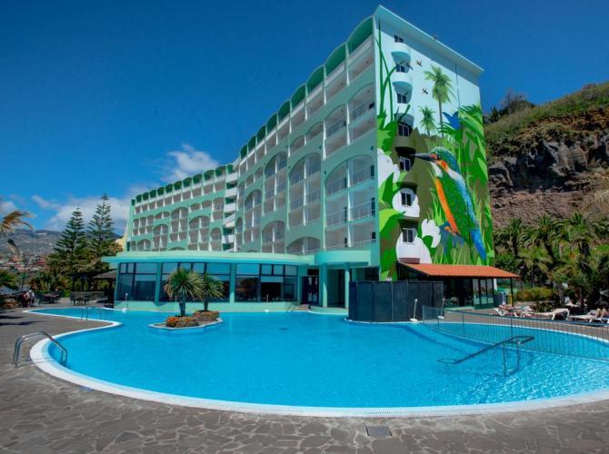 Hotel Pestana Bay Ocean 4*