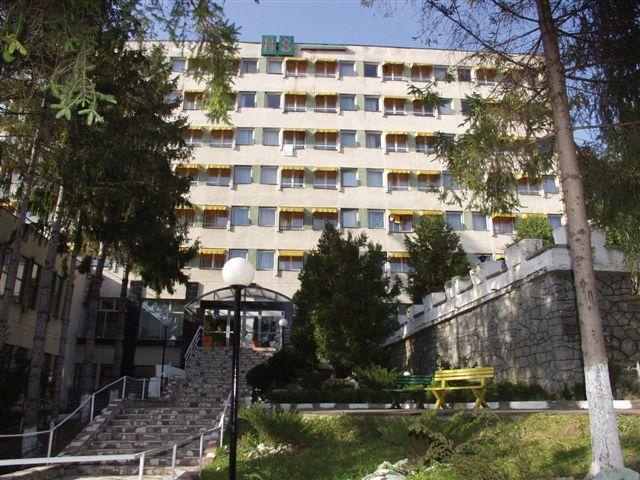 Hotel Slanic