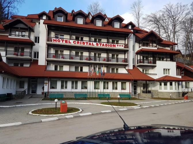 Hotel Restaurant Cristal Stadion