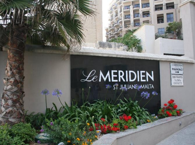 Le Meridien St. Julians Hotel and SPA