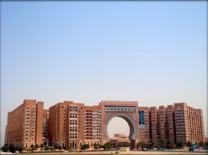 OAKS DUBAI IBN BATTUTA GATE (ex MOVENPICK HOTEL IBN BATTUTA GATE)