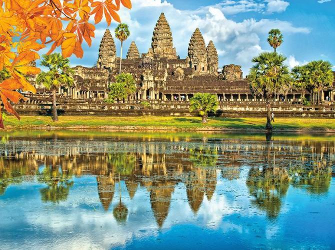 Circuit Thailanda si Cambodgia