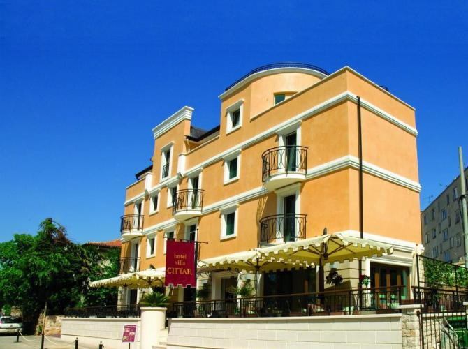 Hotel Cittar & Villa Cittar