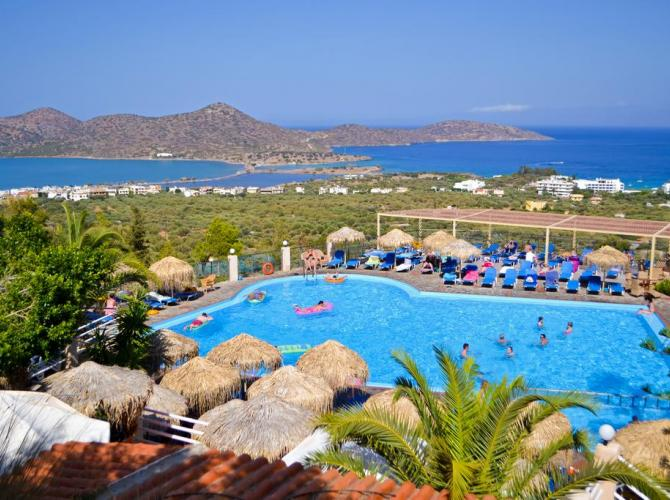 Hotel Elounda Water Park Residence