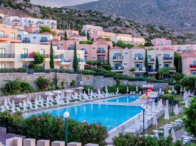 Hotel The Village Water Park Smartline