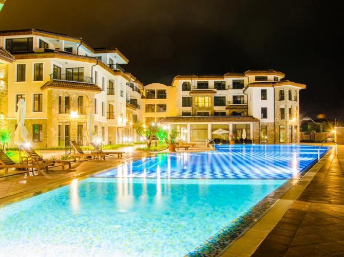 Burgas Beach Resort Apartments