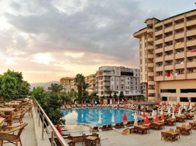 Hotel HAPPY ELEGANT