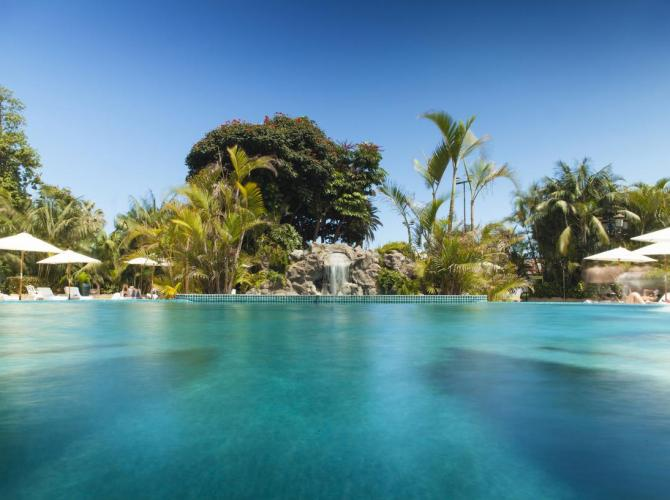 Hotel Botanico and the Oriental Spa Garden