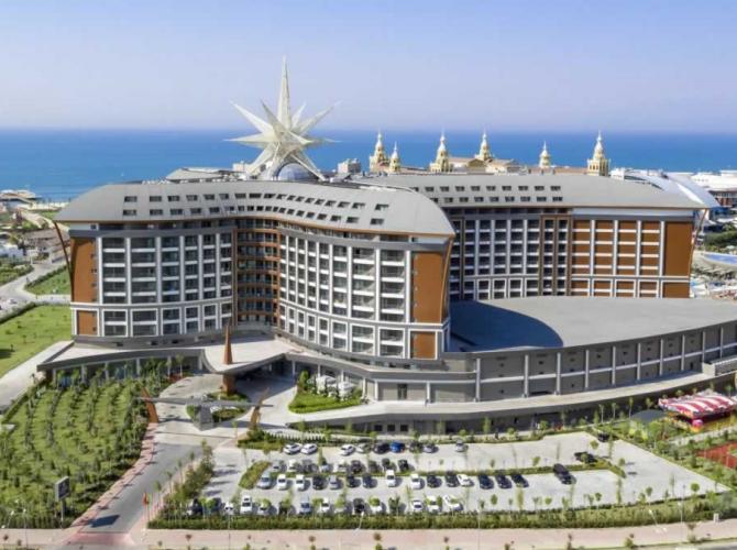 Hotel Royal Seginus