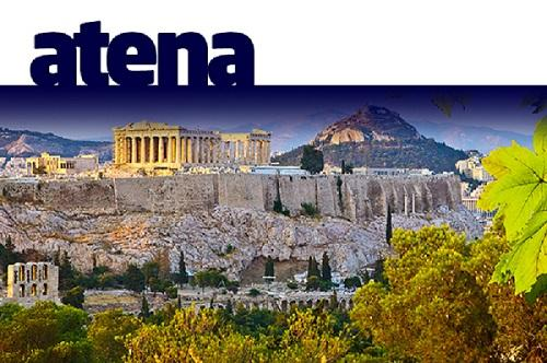ATENA - 2020 IN CAPITALA MASLINILOR PENTRU TOATE VARSTELE!