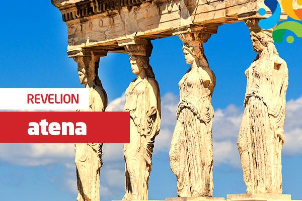 ATENA REVELION 2021 IN CAPITALA MASLINILOR