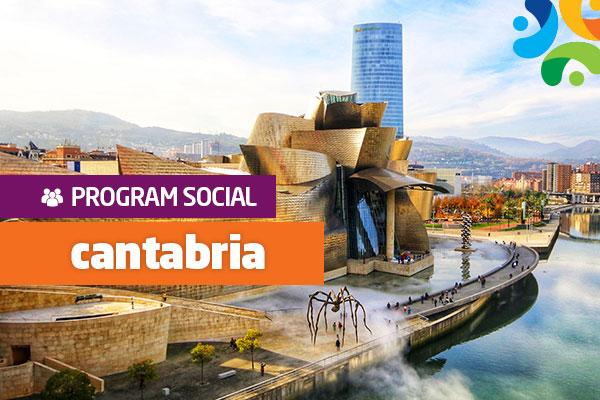 CANTABRIA - SPANIA DE NORD - Program Social
