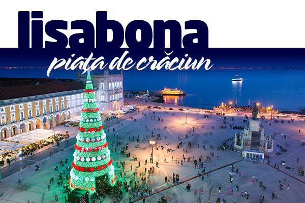 LISABONA - PIATA DE CRACIUN 2020