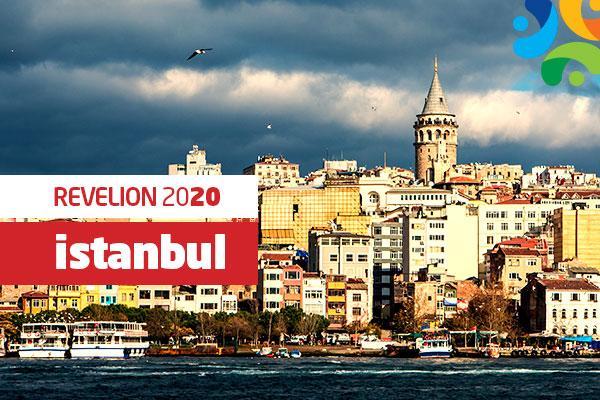 ISTANBUL - REVELION 2021 IN INIMA BIZANTULUI!