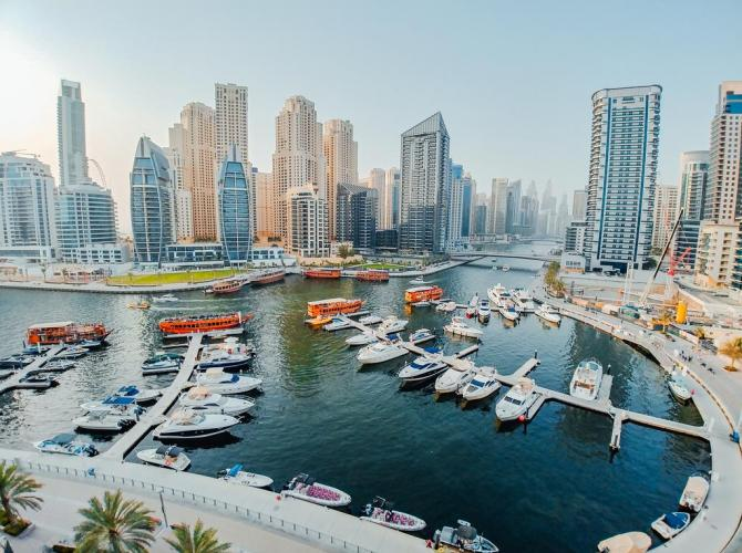 SIGNATURE HOTEL APARTMENTS AND SPA DUBAI MARINA