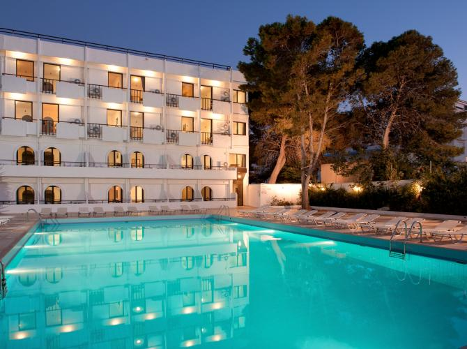 Heronissos Beach  Hotel