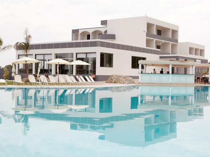 Evita Resort Hotel