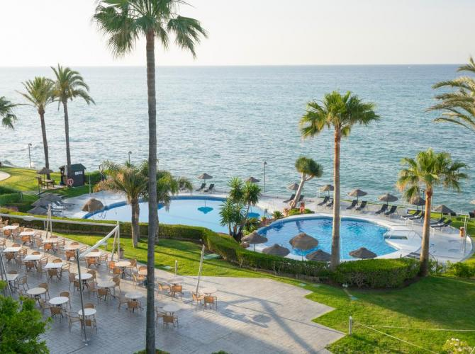 Hotel Estival Torrequebrada