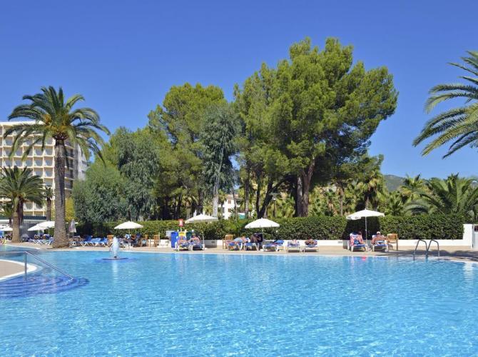 Hotel Sol Palmanova