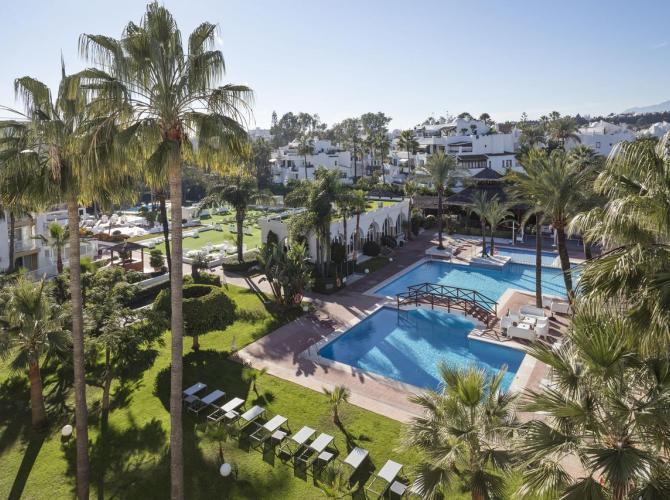 Hotel Melia Marbella Banús