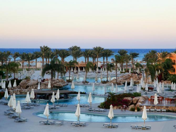 Stella Di Mare Beach Resort And Spa Makadi Bay