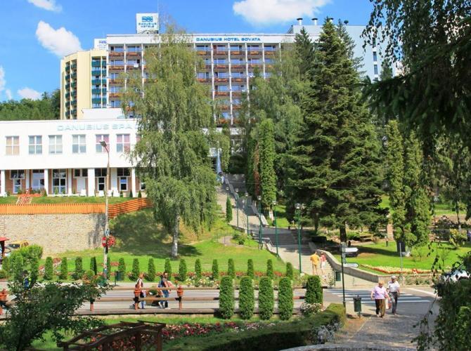 Hotel Sovata Ensana