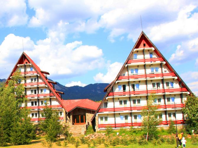 Hotel Cheia