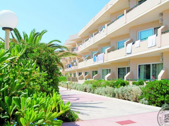 SEA FRONT HOTEL - APARTMENTS