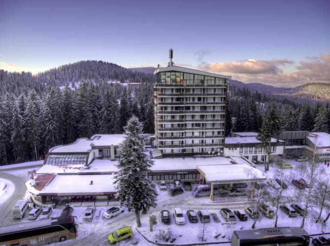 Grand Hotel Murgavets Pamporovo
