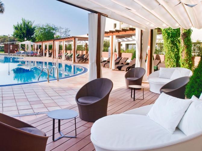Hotel Florida Park Santa Susana