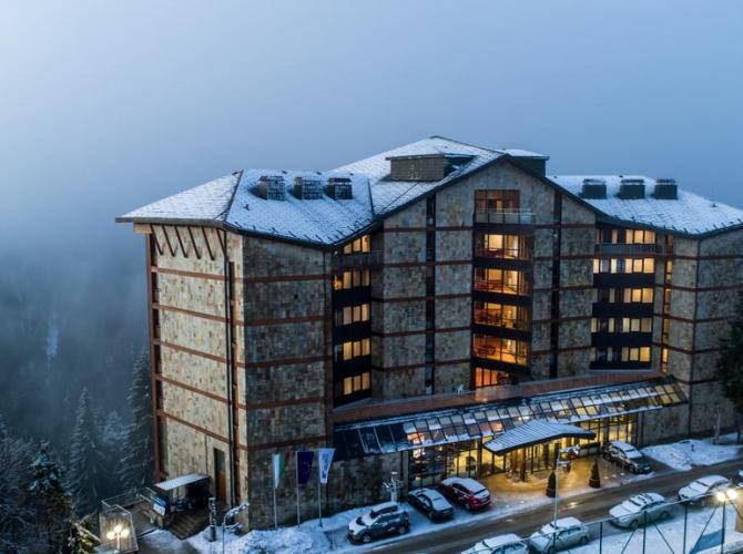 Hotel Orlovetz Pamporovo