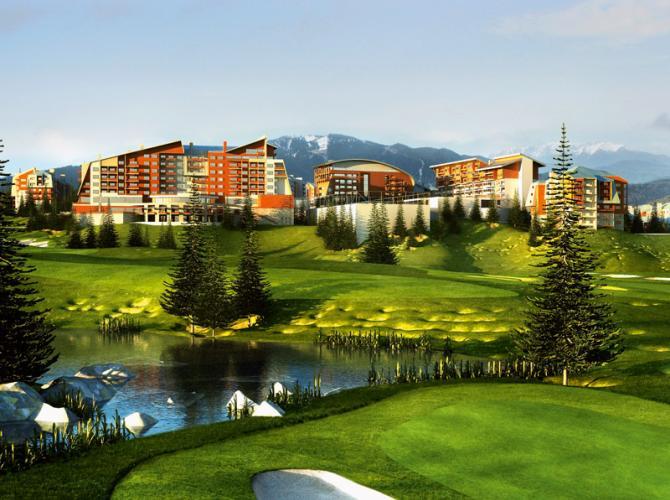 Hotel Silver Mountain