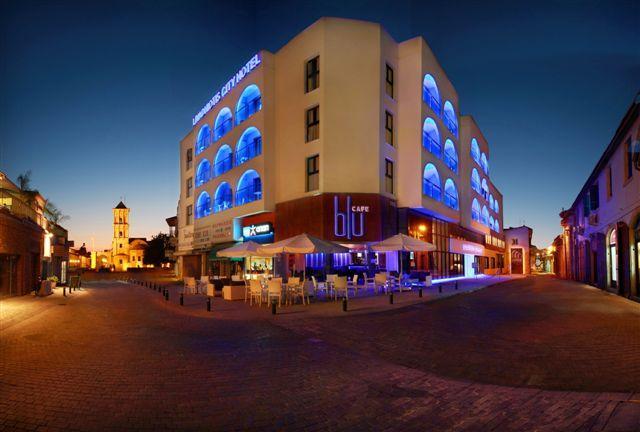 LIVADHIOTIS CITY HOTEL - Paste 2019