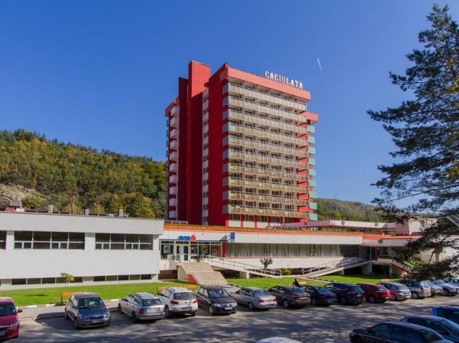 Complex Balnear - Corp Caciulata