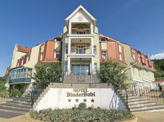 Hotel Binderbubi Medias